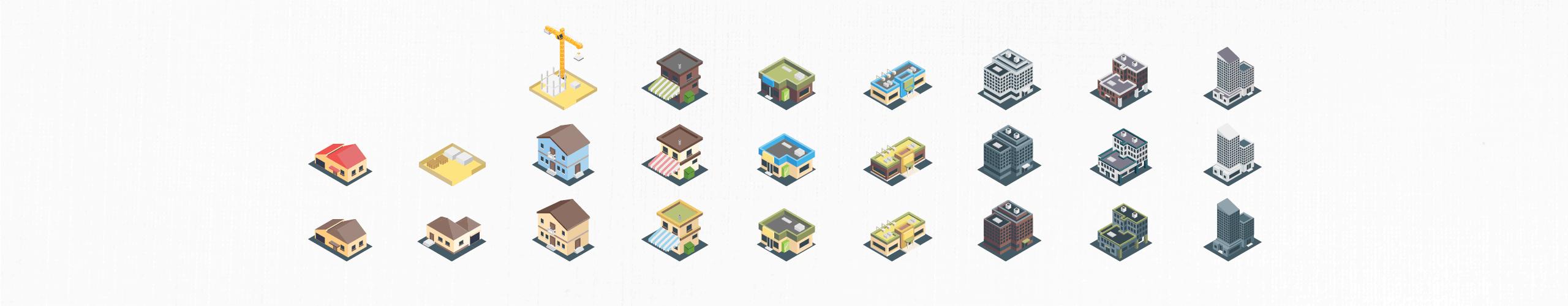 Hendry building illustrations