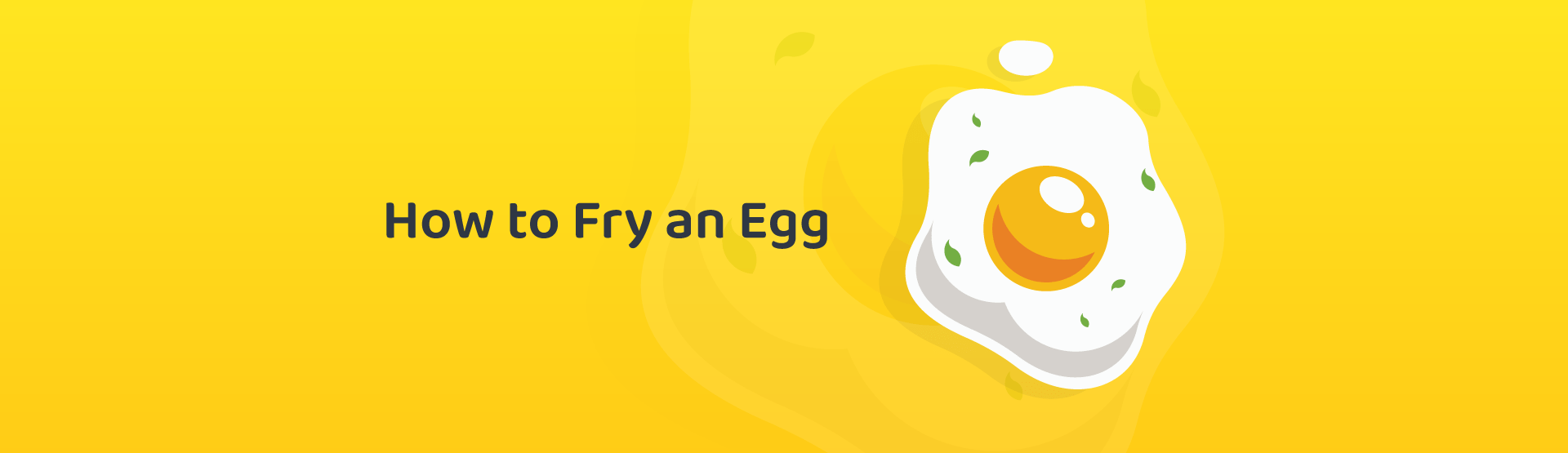 How to Fry an Egg - featured image